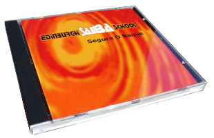 The Edinburgh Samba School CD