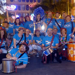 TESS at the Tenerife Carnival 2014